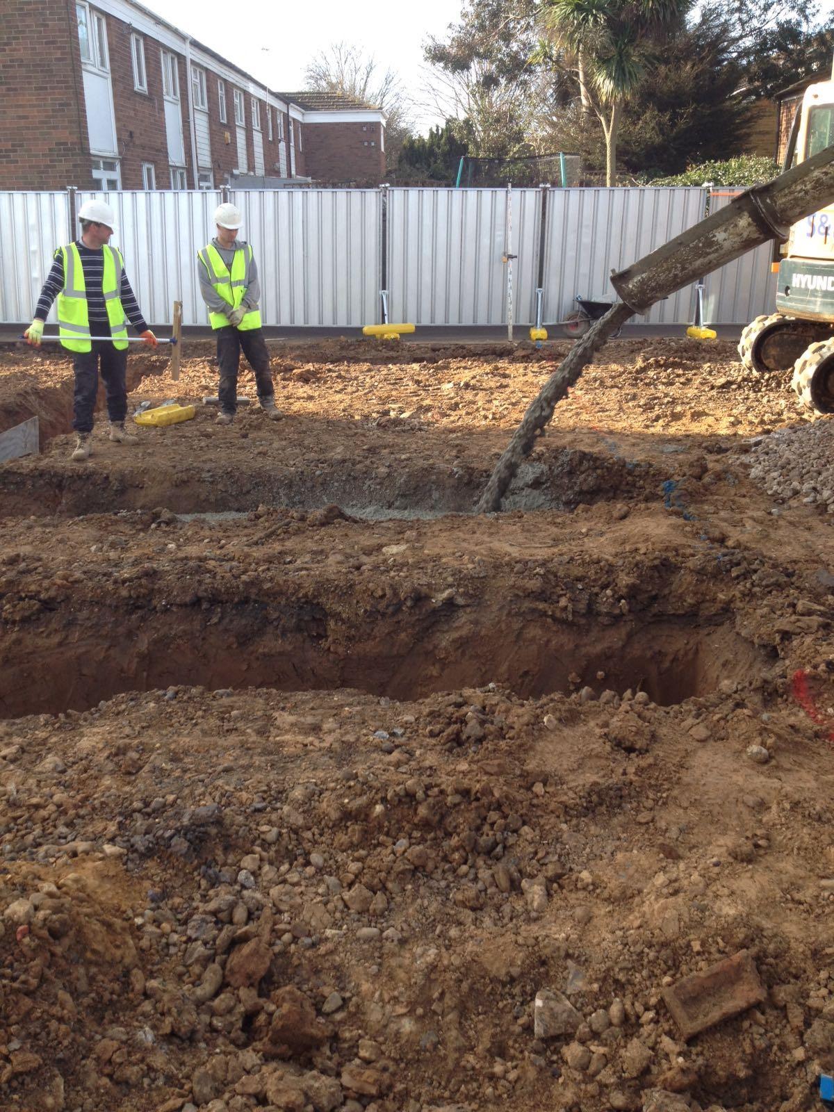 Shoebury Project – Ongoing 2017